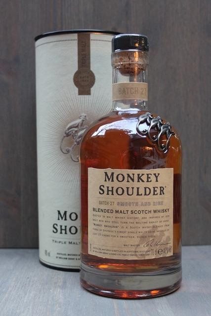 Monkey Shoulder - 40,0%-0