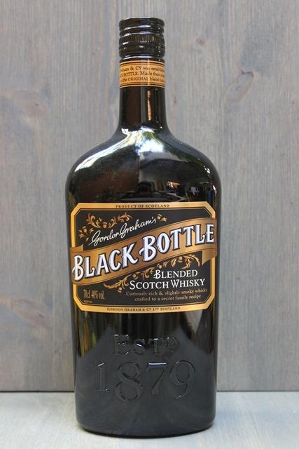 Black Bottle - 40,0%-0