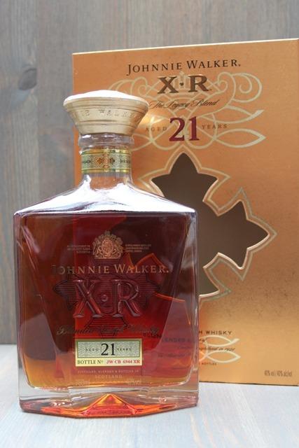 Johnnie Walker XR - 40,0%-0