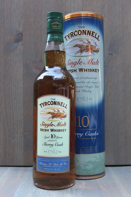 Tyrconnell Sherry Finish - 40,0%-0