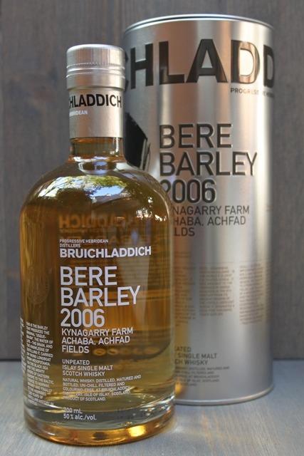 Bruichladdich Bere Barley 2006 - 50,0%-0