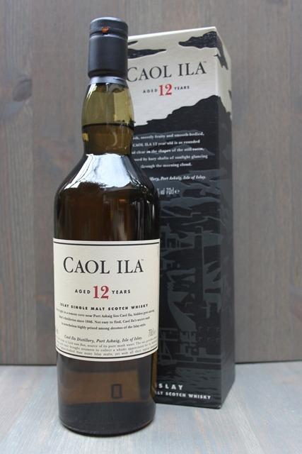 Caol Ila 12 Jahre - 43,0%-0