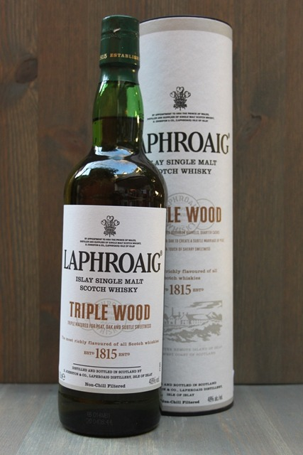 Laphroaig Triple Wood - 48,0%-0