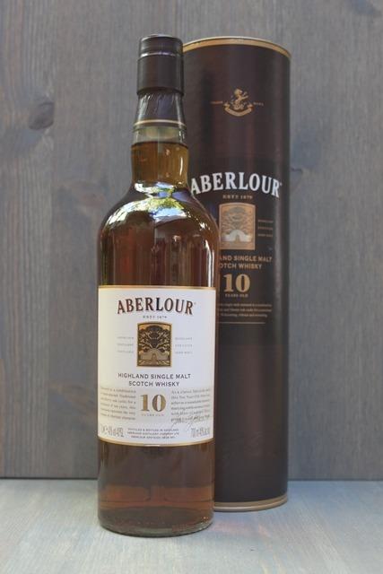 Aberlour 10 years - 40,0%-0