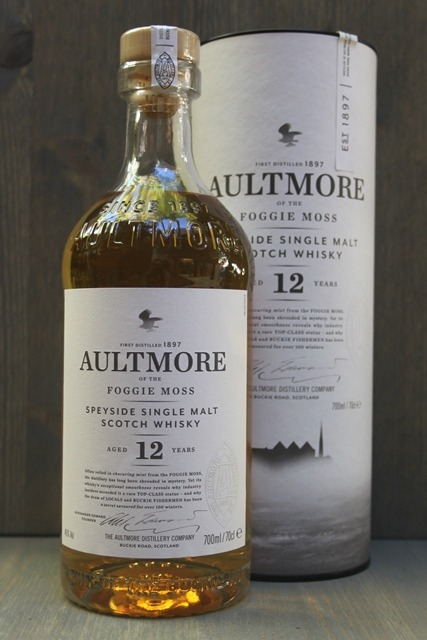 Aultmore 12 years - 46,0%-0