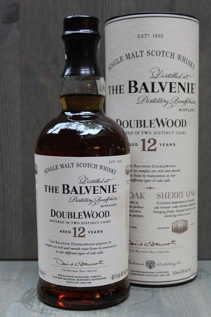 Balvenie 12 years Doublewood - 40,0%-0