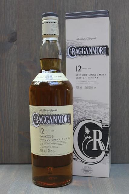 Cragganmore 12 Jahre - 40,0%-0