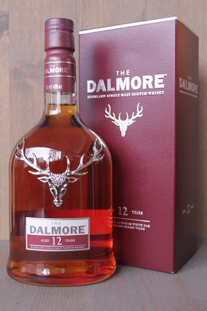 Dalmore 12 years - 40,0%-0