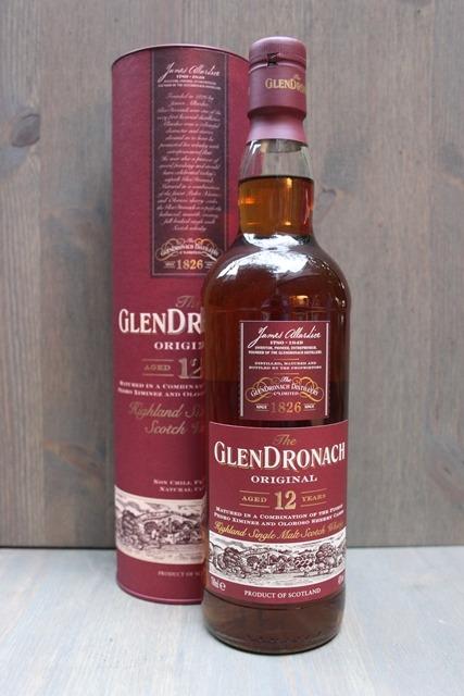 Glendronach 12 Jahre - 43,0%-0