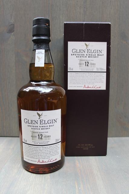 Glen Elgin 12 Jahre - 43,0%-0
