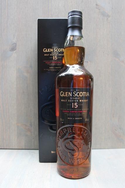 Glen Scotia 15 Jahre - 46,0%-0