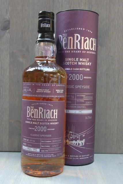 Benriach 2000 - 56,3%-0
