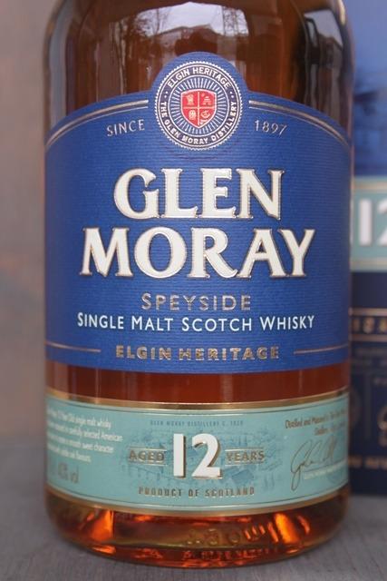 Glen Moray 12 Jahre - 40,0%-3416