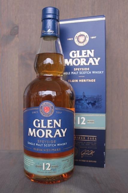 Glen Moray 12 Jahre - 40,0%-0