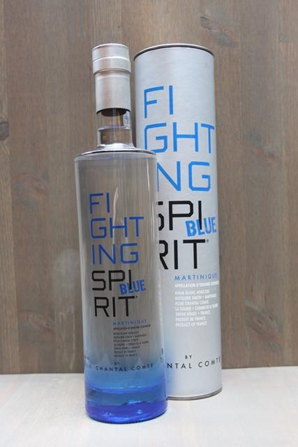 Fighting Spirit Blue - 50%-0