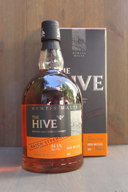 The Hive - 54,5%-0