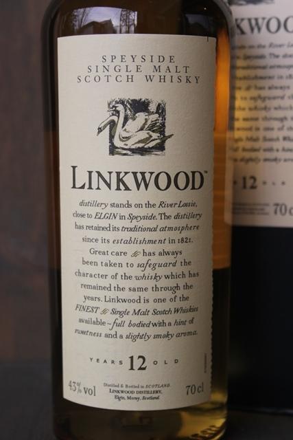 Linkwood 12 Jahre - 43%-2963