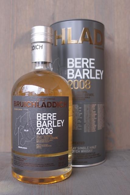 Bruichladdich Bere Barly 2008 - 50,0%-0