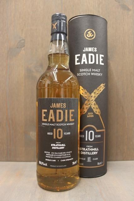 Strathmill 2008 - James Eadie - 59,3%-0