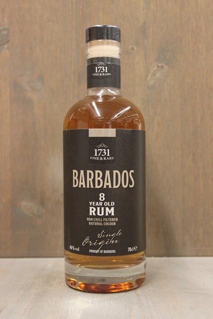1731 Fine & Rare - Barbados 8 Jahre - 46%-0