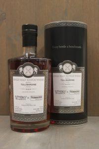 Tullibardine 2010 Whiskyhort & Whizita - 57,5%-0