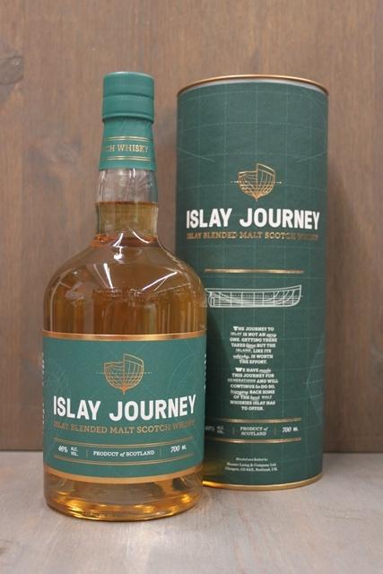 Islay Journey Blended Malt - 46%-0