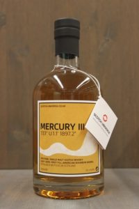 Mercury III Scotch Universe - 62,2%-0