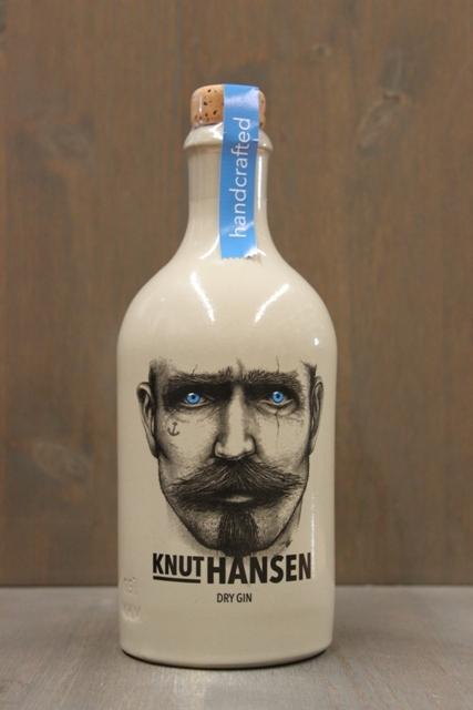 Knut Hansen Gin - 42%-0
