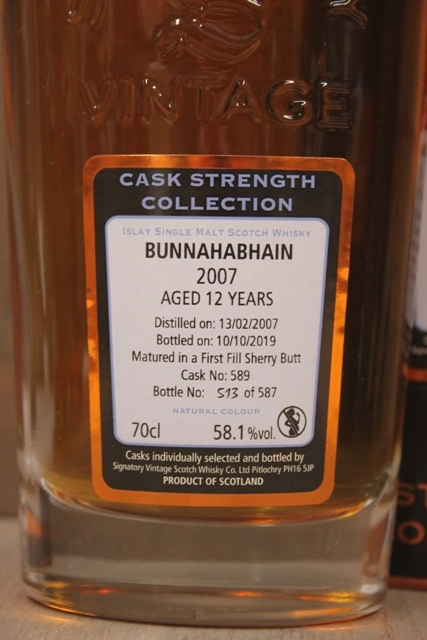Bunnahabhain 11 Jahre - Gordon & MacPhail - 43%-7029