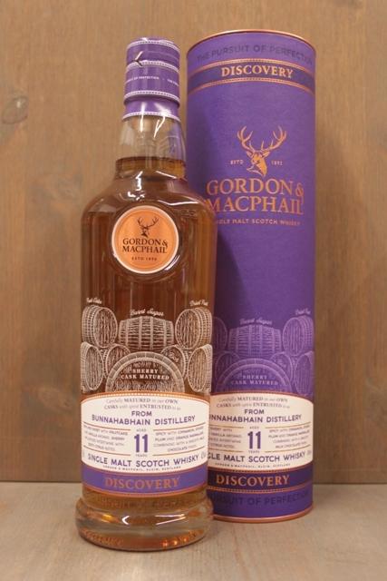 Bunnahabhain 11 Jahre - Gordon & MacPhail - 43%-0