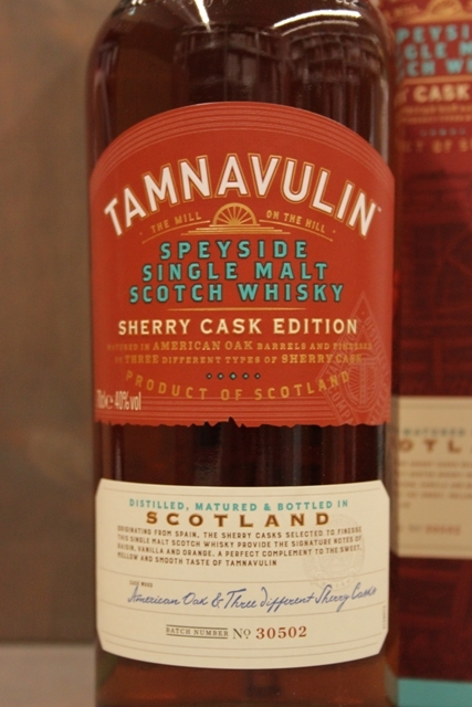 Tamnavulin Sherry Cask - 40%-7306