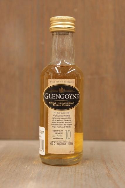 Glengoyne 10 Jahre Mini - 40,0%-0