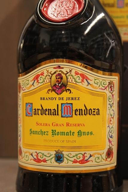 Brandy Cardenal Mendoza - 40,0%-8923