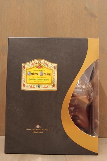 Brandy Cardenal Mendoza - 40,0%-8921