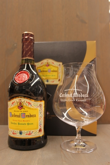 Brandy Cardenal Mendoza - 40,0%-0