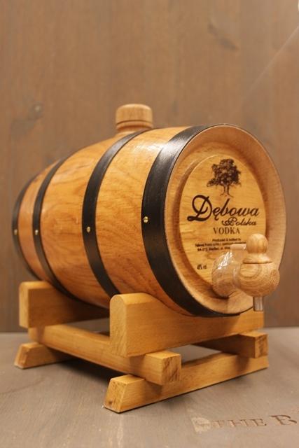 Vodka Debowa de Chene - 40%-8890