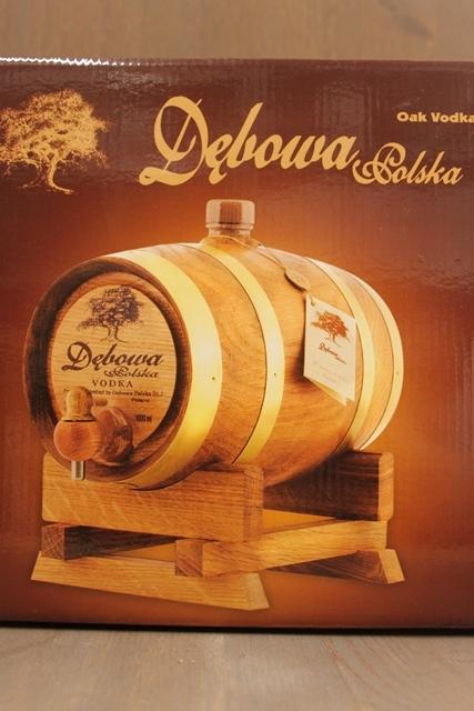 Vodka Debowa de Chene - 40%-8888