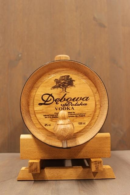 Vodka Debowa de Chene - 40%-0