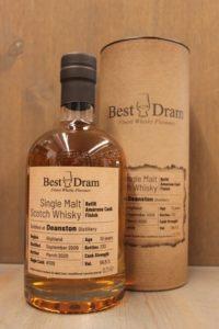 Deanston 2009 Best Dram - 56,5%-0