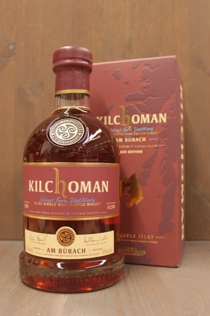 Kilchoman Am Burach Set-9578