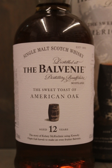 Balvenie 12 Jahre American Oak - 43,0%-9814