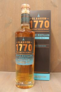 1770 Glasgow Triple Distilled Release No 1 - 46%-0