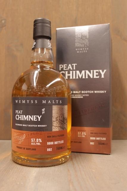 Peat Chimney Batch 002 - 57,0%-0
