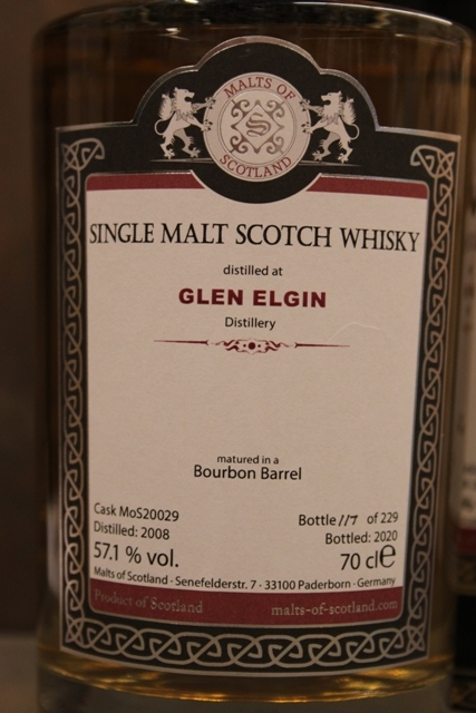 Glen Elgin 2008 MoS 20029 - 57,1%-10785